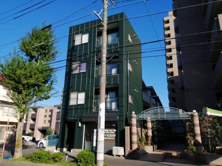 名古屋市東区 外壁塗装工事、防水工事