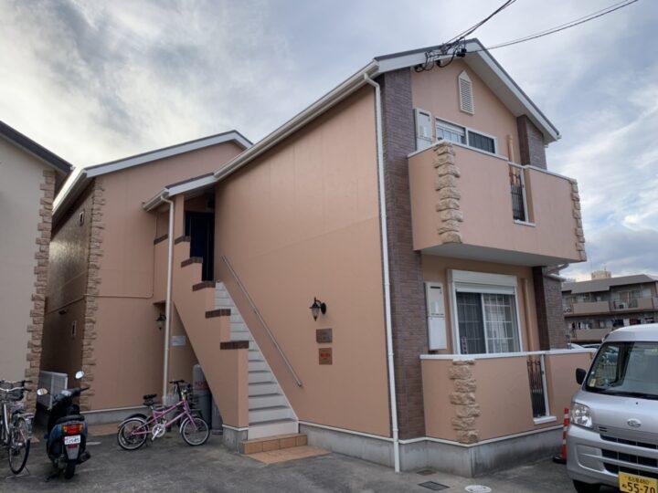 名古屋市名東区 外壁・屋根塗装工事