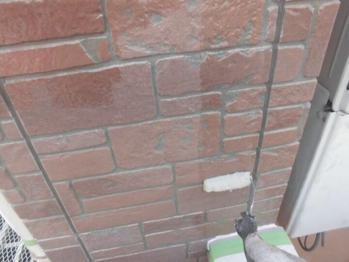 外壁塗装作業
